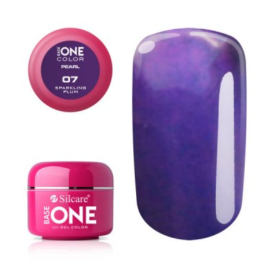 Base One Pearl 07 - Sparkling Plum, 5g