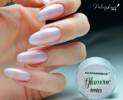 Glamour Effect Silver - 01